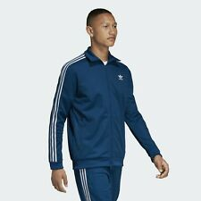 ADIDAS Originals Beckenbauer Chaqueta Firebird Hombre Superstar Chándal Azul