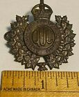 CANADIAN OFFICERS TRAINING CORPS BADGE W/ KING'S CROWN CIRCA 1943 WWII