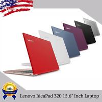 "2017 LENOVO HD 15.6"" Laptop Windows 10 Intel Dual-Core 2.40GHz 4GB Ram 1 TB LOT"