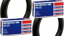 New Parts Unlimited 80/100-21 & 100/100-18 Heavy-Duty Off-Road Inner Tube Set