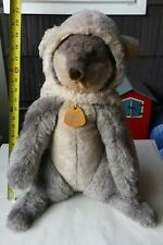 "Elegante by Dakin 21"" Big Bad Wolf with Sheep fur 1982 Stuffed Animal"