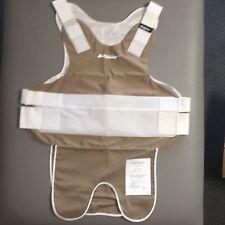 CARRIER for Kevlar Armor- Khaki XL/L- Body Guard Brand + Bullet Proof Vest +NEW+
