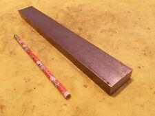 1018 Cr Steel Flat Bar Stock Machine Tool Die Shop Plate 34 X 1 12 X 12