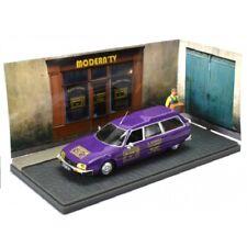 Citroën CX Break 1:43 CITROEN diorama metal diecast