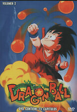 DRAGON BALL DVD Vol  2 En Español Latino SPANISH 73 EPISODIOS NEW