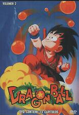 DRAGON BALL DVD Vol  2 En Español Latino SPANISH 73 EPISODIOS NEW