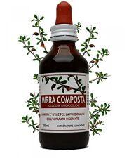 Mirra composta soluzione idroalcolica 100 ml - Salus in erbis -