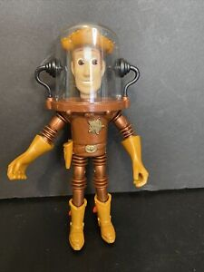 Disney Pixar Toy Story Space Wood Brown Astronaut Cake Topper