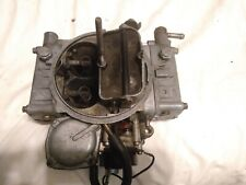 HOLLEY FOUR BARREL CARBURETOR 600 CFM # 3014 80457