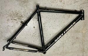 "Gary Fisher ""Utopia"" hybrid aluminum frame size large for 700c wheels"