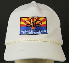 Valley of the Sun Senior Tennis vintage embroidered baseball hat cap adjustable