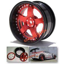 4pcs RC 1/10 Aluminum Wheels Rims w/ screw For HPI Kyosho On Road Drift Car