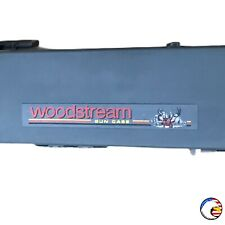🔫 Vintage WOODSTREAM Dual Rifle/Shotgun Hard Case All Original •FREE SDS&H• 🔫