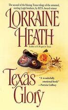 Texas Glory by Lorraine Heath; Jan Nowasky