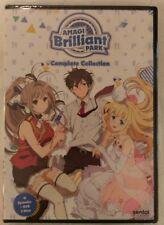 Amagi Brilliant Park Complete Collection Genuine Sentai Filmworks DVD