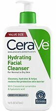 Hidratante Lavado Facial | 16 Onzas | Limpiador Facial Diario Para Pieles Se...