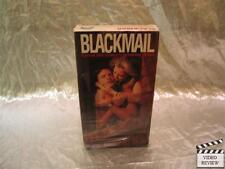 Blackmail (VHS, 1992) Susan Blakely Dale Midkiff Beth Toussaint John Saxon