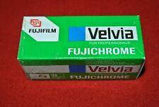 Fuji Velvia 120 Color Fujichrome  Medium Format Film -1 Roll - 50 ASA- Exp. 2000