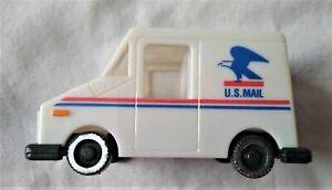 Vintage JSNY Mail Truck USPS Postal Service Stamp Dispenser Sponge Holder