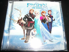 Frozen The Songs From The Movie - Walt Disney Soundtrack (Australia) CD – New