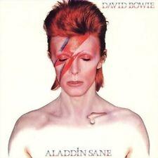 "BOWIE ALADDIN SANE 1973 UK 12"" VINYL GATEFOLD ALBUM INNER PICTURE SLEEVE FANZINE"