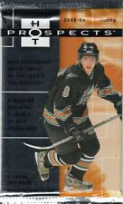 2005-06 UPPER DECK HOT PROSPECTS PACK FRESH FROM BOX! SIDNEY CROSBY ROOKIE???