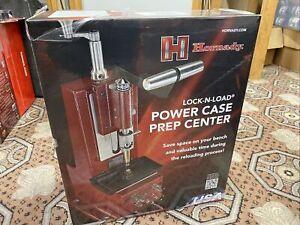 Hornady Lock-N-Load Power Case Prep Center *NEW SEALED*