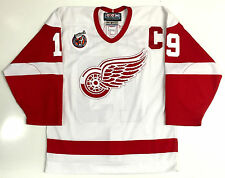 STEVE YZERMAN 1993 CUP 100TH DETROIT RED WINGS CCM AUTHENTIC JERSEY SIZE 46 NEW