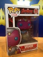 FUNKO POP! Avengers Age Of Ultron (FADED VISION) #71 Exclusive Vinyl Figure