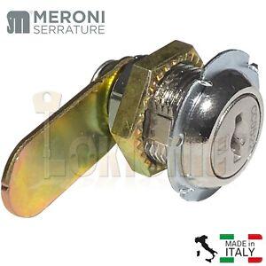 Meroni Cam lock Locker Lock Mail Box Furniture Tool Box Post Box Cash Box 2651