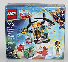 LEGO DC Super Hero Girls Bumblebee Helicopter 41234 142 pcs