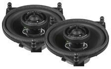 MATCH UP X4MB-FRT 10 cm 2-Wege-Lautsprecher 120 Watt RMS: 60 Watt für Mercedes C