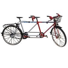1:10 alliage moulé sous pression tandem vélo modèle vélo collection de