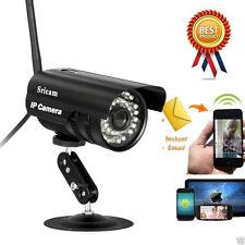 WiFi Outdoor Waterproof Wireless Night Home CCTV Security Network P2P IP Camera