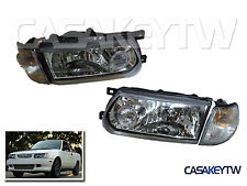 New 91 92 93 94 Clear Headlights Corner Lamp Lights For Nissan B13 Sentra U