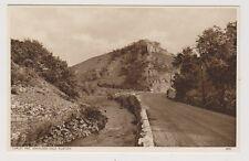 Derbyshire postcard - Topley Pike, Ashwood Dale, Buxton