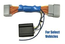 Add An Amplifier Adapter w/Amp Turn On Wire for some Chrysler Dodge Jeep Ram