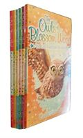 Owls of Blossom Wood 6 Book Set by Catherine Coe Kids Girl Magic Adventure New
