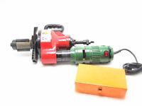 ISY-150 Electric Pipe End Preparation Beveling Machine Beveller 220 V
