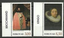 FARÖR/ Theologen MiNr 471/72 **