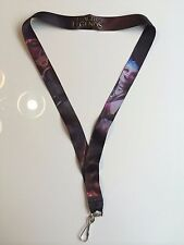 League of Legends Vi and Jinx Lanyard PAX SDCC NYCC Fan Expo