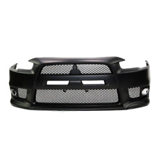 EVOLUTION STYLE FRONT BUMPER BAR TO SUIT MITSUBISHI LANCER CJ CF SEDAN 2007-2019