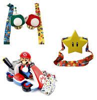 Universal Studios Japan Super Nintendo World Mario kart Drink Bottle Popcorn USJ