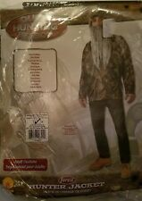 NEW Rubies Duck Hunting Season Hunter Jacket Forest Adult Costume Up To Men's 44
