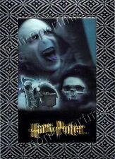 HARRY POTTER 3D ULTRA RARE SILVER ETCHED UR3