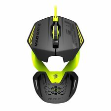 Mad Catz R.a.t. 1 Souris Filaire Gaming Vert/Noir PC Windows 10/8/8.1/7 Neuf