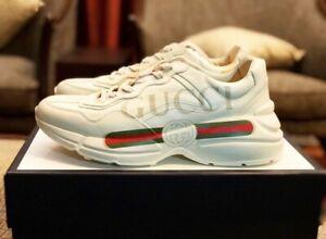 gucci Men Rhyton Sneakers