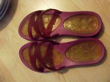 d6c81d197af92 Ladies Grendene Rider Flip flops size 6.5