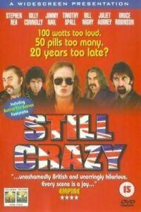 STILL CRAZY (1998) Region 4 [DVD] Billy Connolly Bill Nighy Timothy Spall