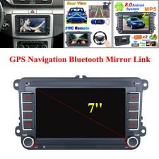 7'' 2 DIN Android GPS Navigation Car MP5 Player Fit for Golf Jetta Passat Skoda